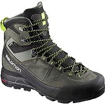 Salomon X Alp MTN GTX - Zapatillas de trekking para hombre - gris 2015