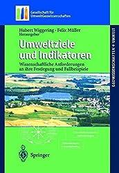 Umweltziele Und Indikatoren (Geowissenschaften und Umwelt)