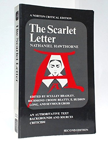 Scarlet Letter (Norton Critical Editions)