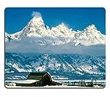 Grand Tetons Parque Nacional Wyoming Alfombrillas de ratón - Best Reviews Guide