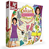 #5: Toy Kraft Origami Fashion Studio, Multi Color