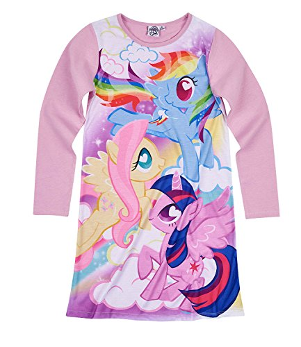 My Little Pony Fille Chemise de nuit - pourpre - 10 ans