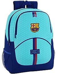 Safta Mochila Escolar F.C. Barcelona 2ª Equipacion 17/18 Oficial 320x160x440mm