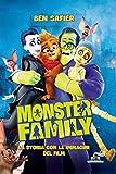 Monster Family. La storia con le immagini del film. Ediz. a colori