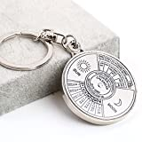9eMart 50 YEARS - CALENDAR KEY RING/ KEY...