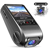 APEMAN 1080P Full HD In Car Dash Cam Dashboard Camera DVR 170° Wide