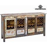 Aparador vintage 4 cajones - Colección Poetic by Craften Wood