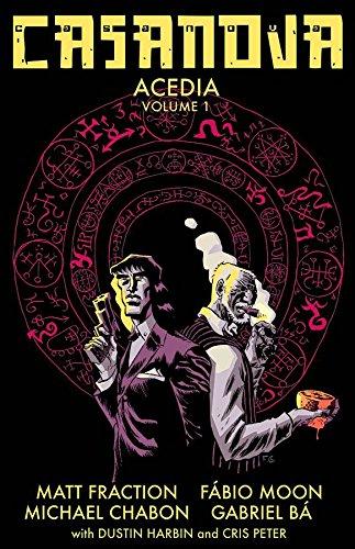 Casanova: Acedia Volume 1 (Casanova 1)