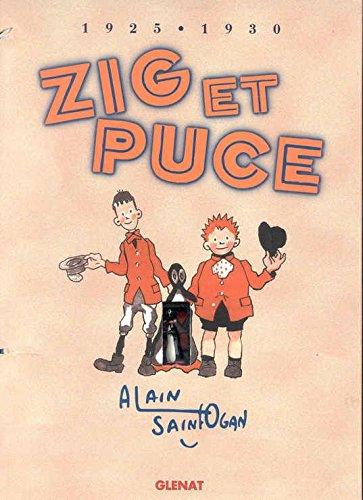 Zig et Puce, coffret des tomes 1 à 4 et une figurine d'Alfred