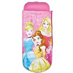 Disney Princesses - Lit junior ReadyBed - lit d'appoint pour enfants avec couette intégrée