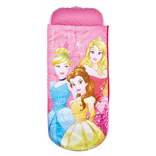 Disney-Princess-Readybed-Letto-Gonfiabile-e-Sacco-a-Pelo-in-One