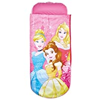 Readybed Disney Princess Junior Kids Airbed and Sleeping Bag in one