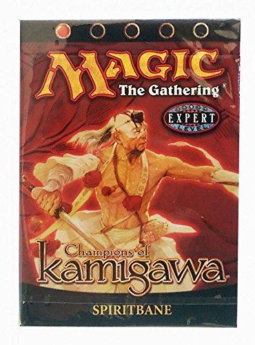 Champions of Kamigawa Theme Deck englisch - Magic the Gathering vorkonstruiertes Deck,...