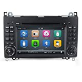 GPS DVD USB SD Bluetooth Autoradio 2DIN GPS mercedes sprinter/viano/vito w639/B200/B150/B170/A180/a150/classe b w245/classe a w169/VW Crafter/VW LT3
