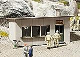 Noch 66105 - Modelleisenbahn Gebäude: Bürobaracke