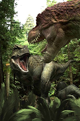 (Inspired Walls® T Rex Dinosaurier Giant Poster–A5A4A3A2A1A0Größen)