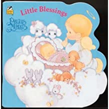 Precious Moments: Little Blessings (A Golden Super Shape Book) by Samuel J. Butcher (1996-02-01)
