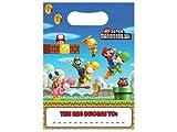 Bolsas Chuches Mario Bros (Pack de 8)
