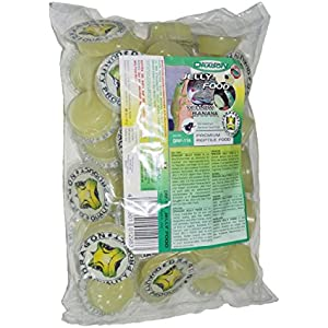 Dragon - Jelly Food 50 a16g Stk. - Yellow Banana