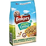 Bakers Adult Weight Control Chicken, Rice and Vegetable Dry Dog Food, 12.5kg