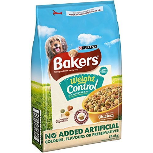 bakers-complete-weight-control-dog-food-chicken-and-country-vegetables-125-kg