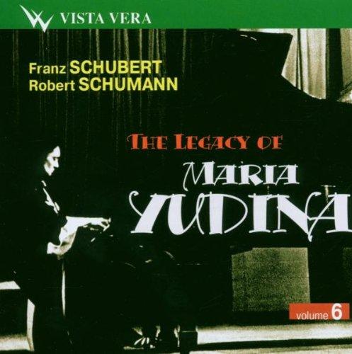 Legacy Natürlichen (The Legacy of Maria Yudina Vol.6)