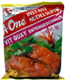 A-One [ 30x 85g ] Instant Nudelsuppe [ Entengeschmack ] Instant-Noodles