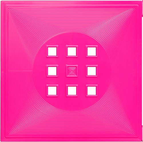 DEKAFORM Tür für Würfelregal Flexi Einsatz Ikea Regal Expedit+Kallax mit Nörnäs * Pink