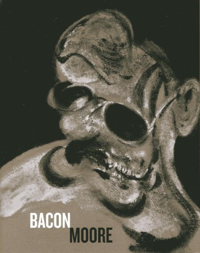 Bacon Moore: Flesh and Bone by Richard Calvocoressi (2013-09-12)