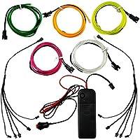 Elettroluminescente Wire (EL Wire) 1 metri Glowing