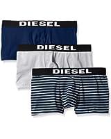 Diesel Men's Umbx-Shawnthreepack Boxer Shorts