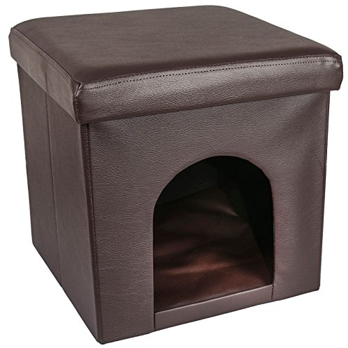 38-x-38-x-38cm-foldable-ottoman-pet-hideaway-dog-cat-house-soft-cosy-comfortable-bed-foot-stool-dura