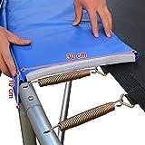 Songmics® Trampolin Randabdeckung Blau für Trampolin 305 cm - 2