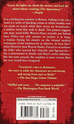 The Apprentice (Rizzoli & Isles Novels)