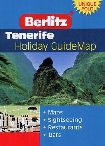 Tenerife Berlitz Guidemap (Berlitz Holiday Z Guidemaps S.)