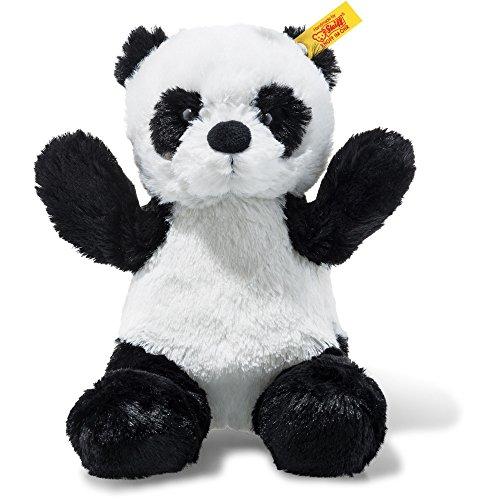 Steiff Steiff Panda Ming Kuscheltier, weiß/schwarz