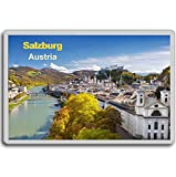 Salzburg/Austria/fridge magnet..!!!! - Calamita da frigo