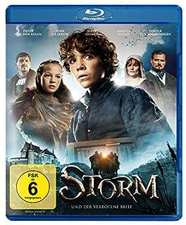 Storm und der verbotene Brief (Blu-ray)