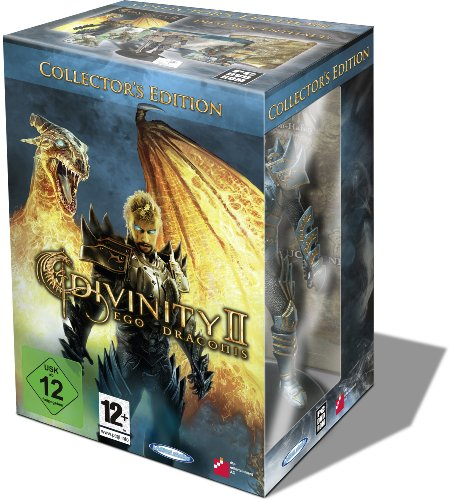 Divinity II: Ego Draconis - Collector's Edition