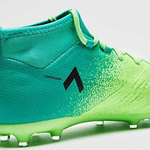 adidas Jungen Ace 17.1 Fg J Fußballschuhe Grün (Verde Versol/negbas/verbas)