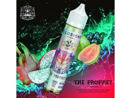 Illusions Vapor Prophet Liquid