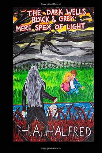 The Dark Wells: Black and Grey:  Mere Spex Of Light (The Traveler's Rane, Band 2)