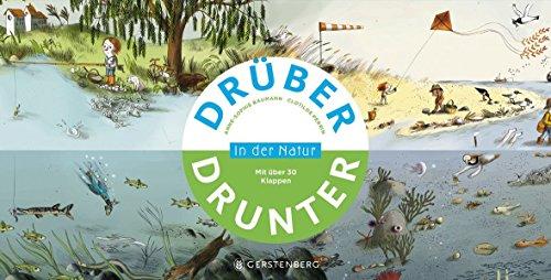 Drüber & drunter - In der Natur In Den Wald Bilderbuch