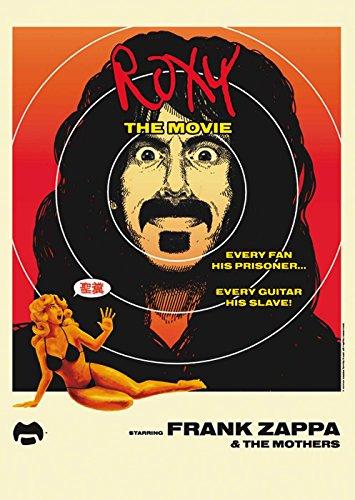 Frank Zappa & The Mothers - Roxy: The Movie (Roxy Music Dvd)