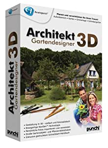 Architekt 3d gartendesigner software for Architekt gartendesigner 3d