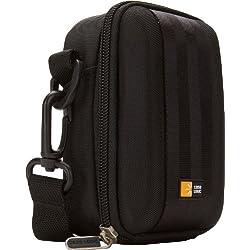 Case Logic QPB202K Housse pour Appareil photo compact Semi-rigide Noir