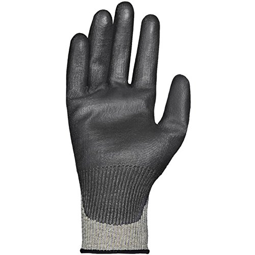 snickers-93264804008-power-flex-cut-5-guantes-talla-8-negro-gris