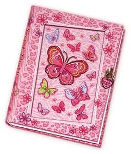 Carnet secret Papillon