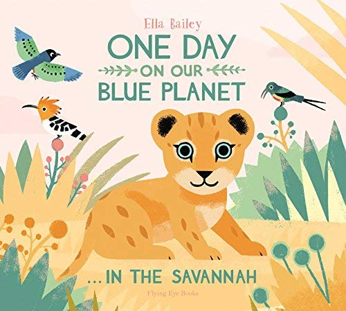 One Day on our Blue Planet: In the Savannah by Ella Bailey (1-May-2015) Hardcover