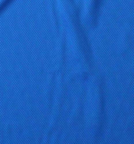 Spiro Herren Team Spirit Polo T-Shirt rot / weiß